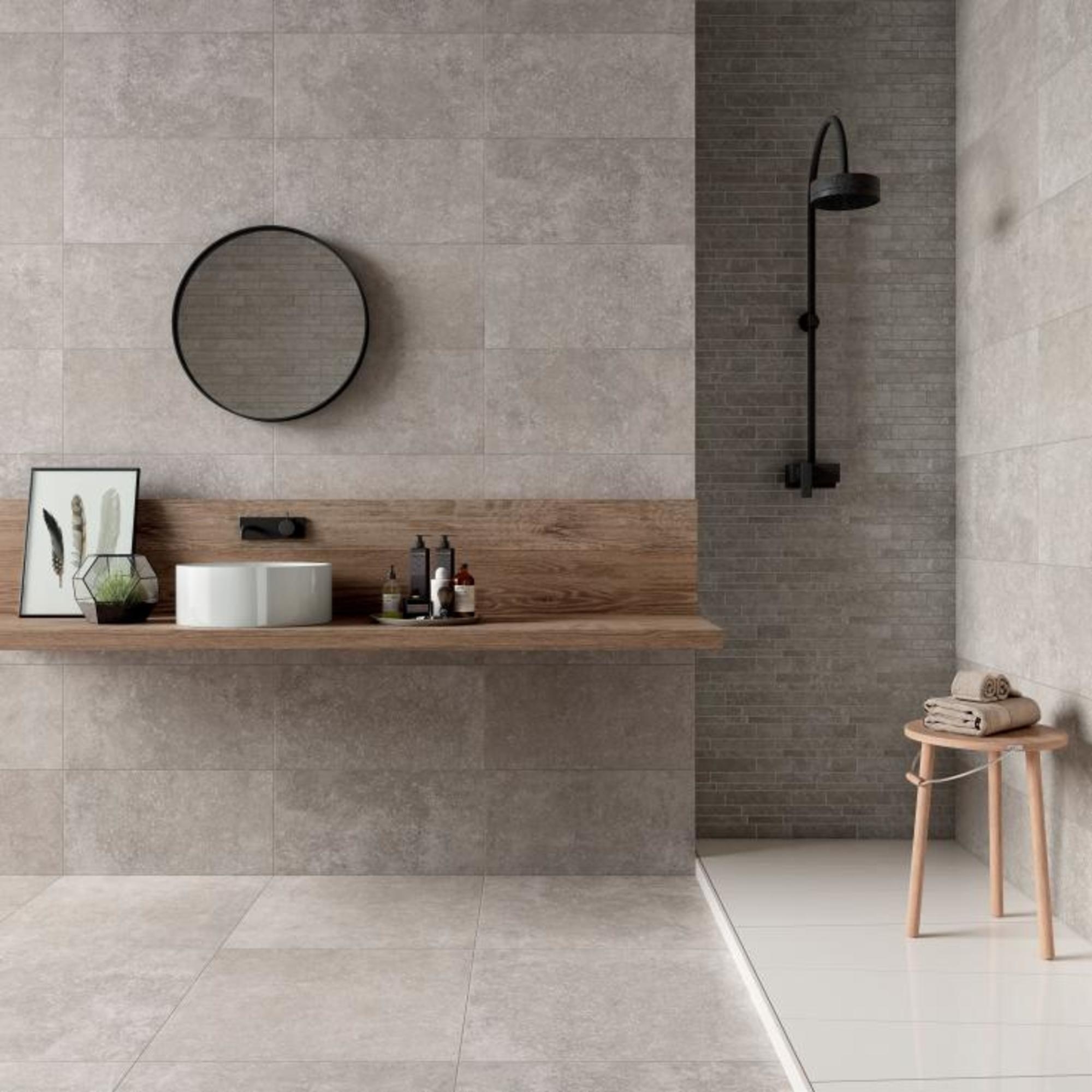 AREA Ceramiche Northstone grey