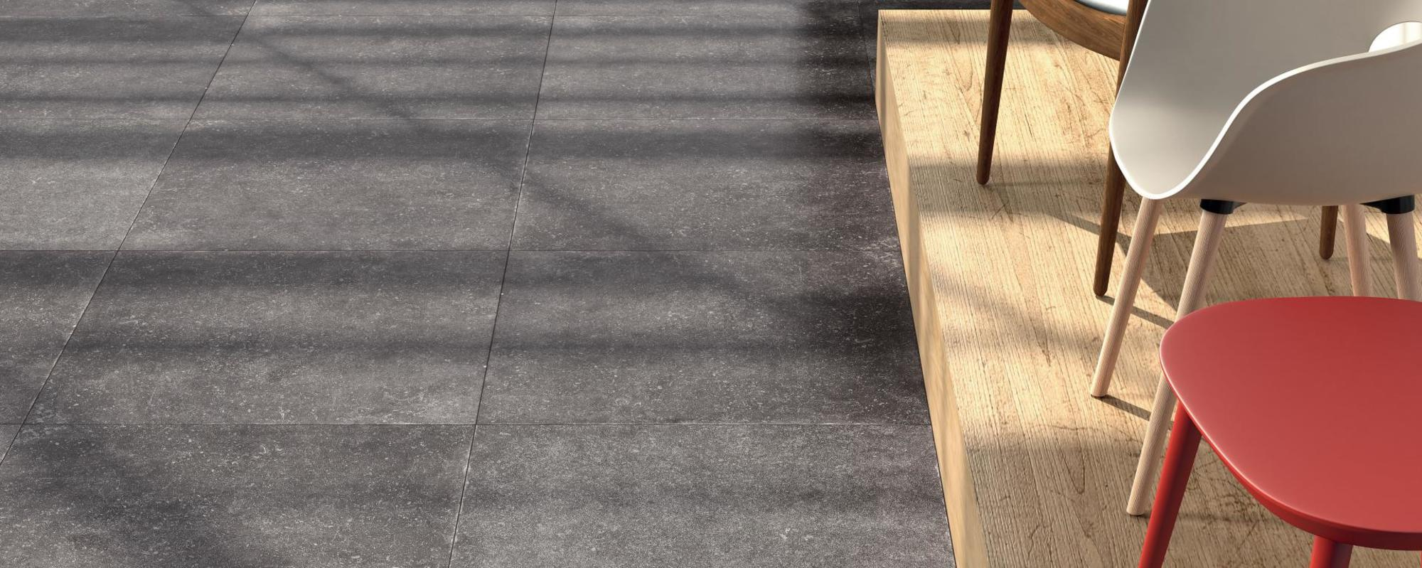 AREA ceramiche Northstone black