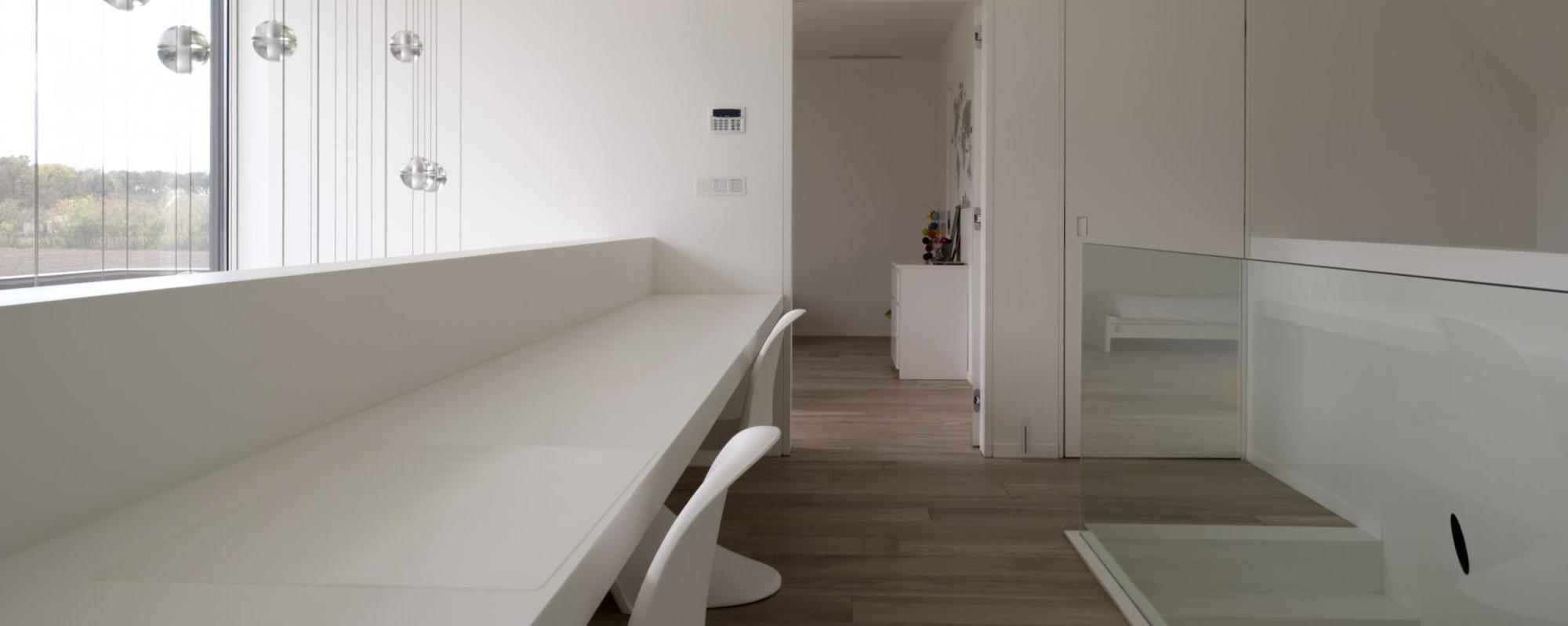 privéwoning Simoni architects & Balo design boutique CASA DOLCE CASA Wooden Tile almond 20x120