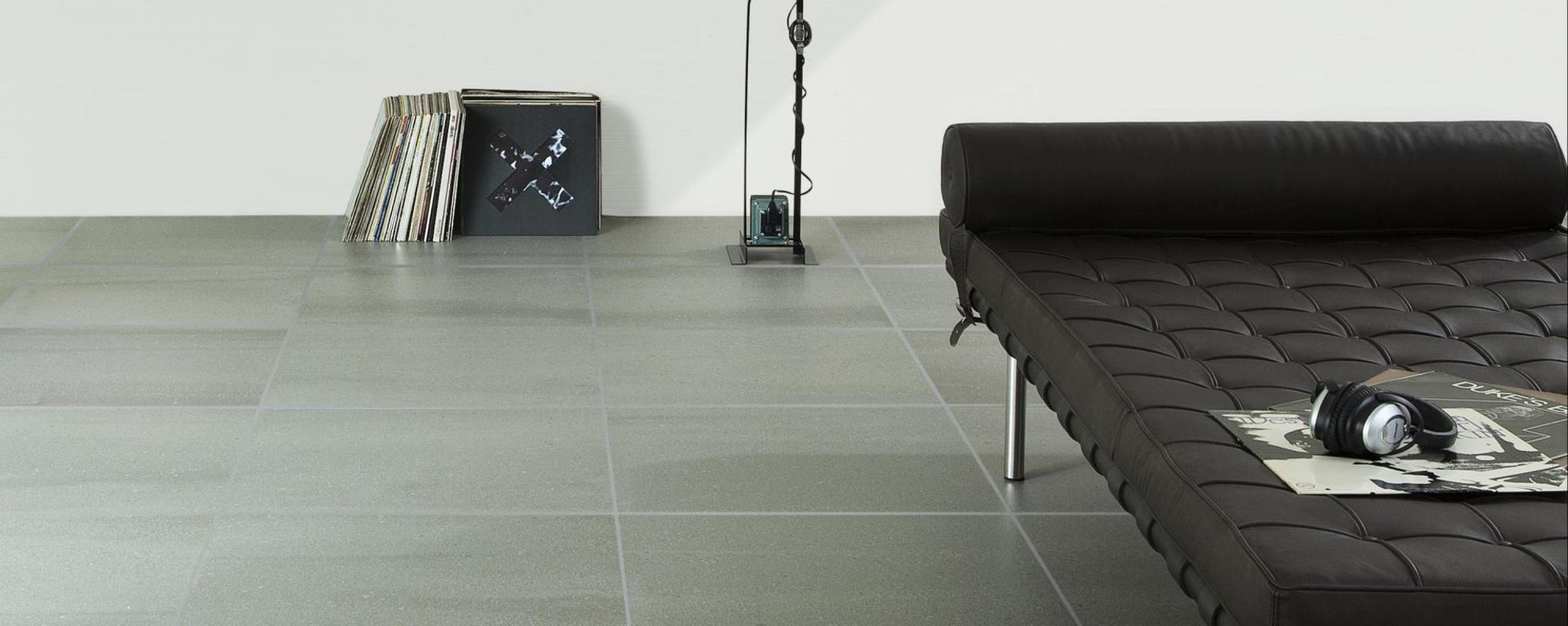 Royal MOSA tiles Solids jade grey