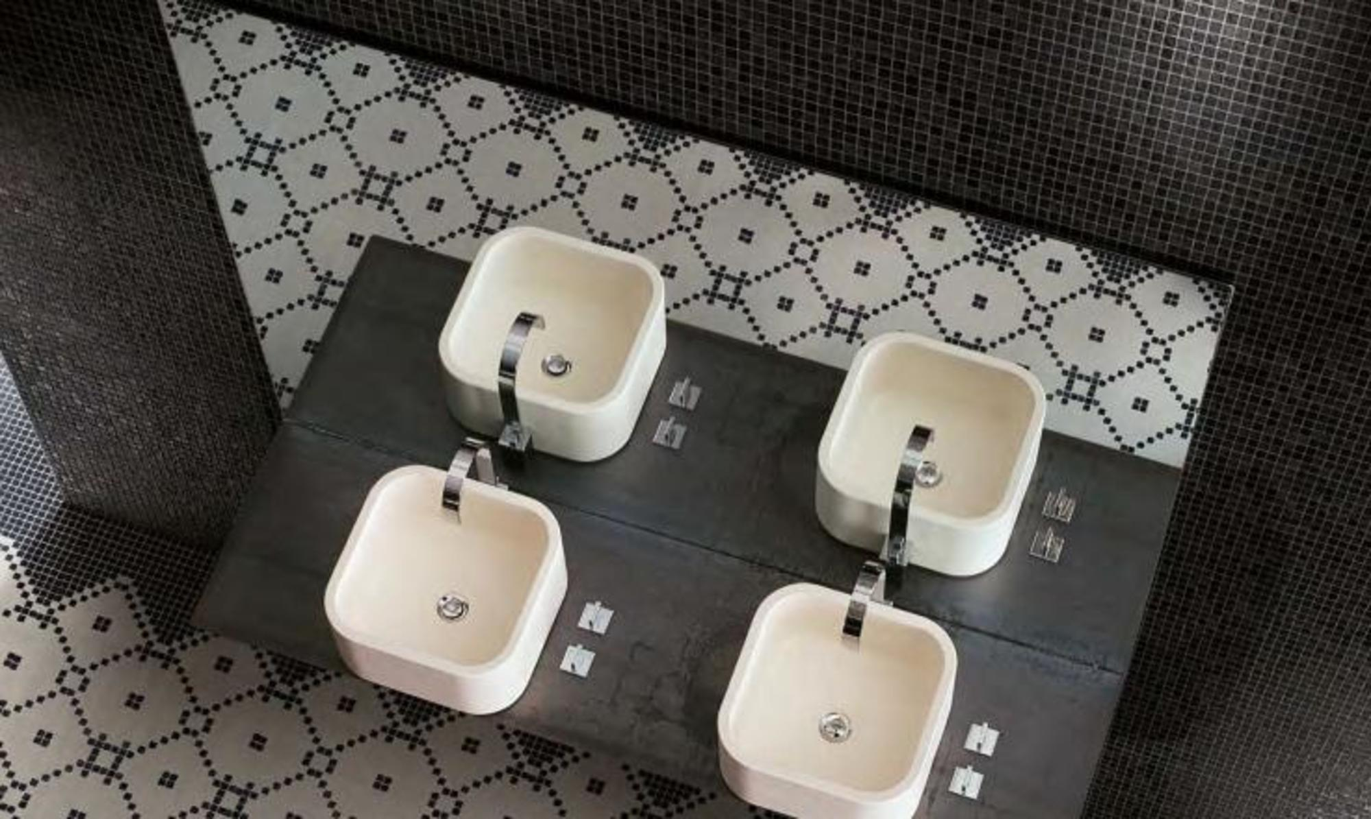Mozaiek Vloertegels Badkamer : Mozaïek vloertegels gavra