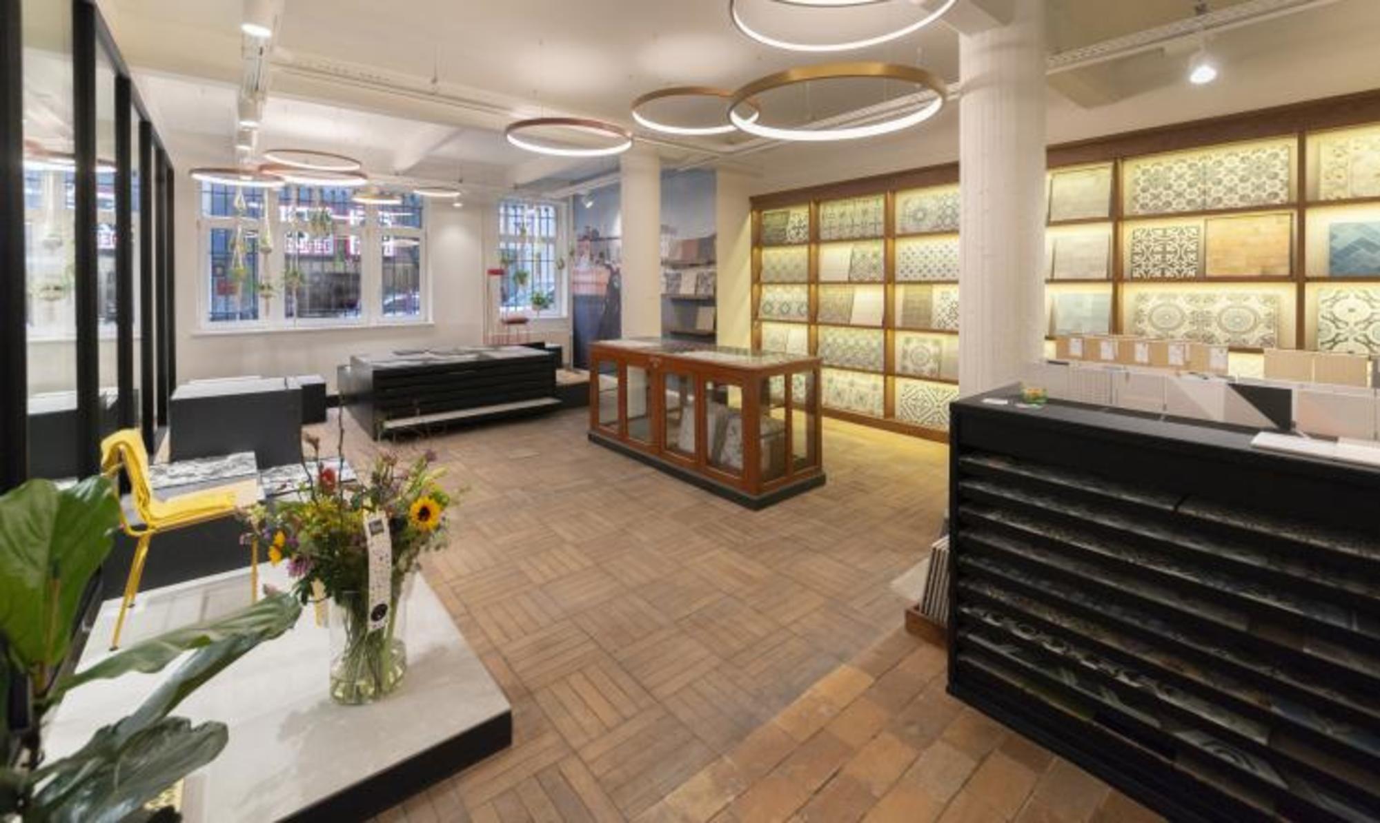 Mosa Tegels Showroom : Gavra